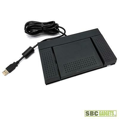 Olympus RS25 Foot Pedal Electronic Switch for PC with USB Adapter