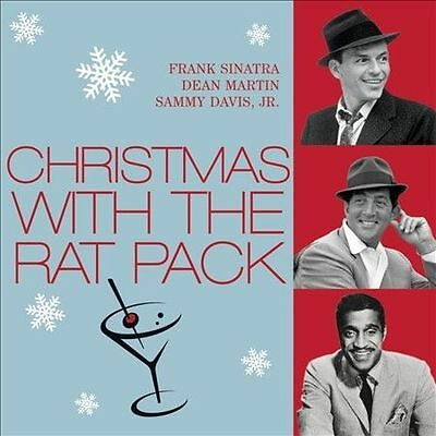 Christmas with the Rat Pack **BRAND NEW CD
