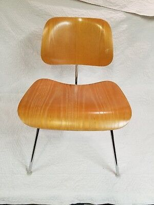 Herman Miller Original Mid Century Modern Molded Wood Dining chair