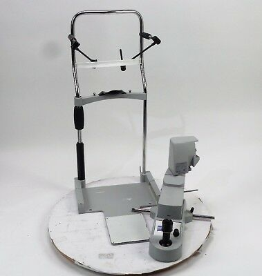 Carl Zeiss Meditec FF450 Plus Base Piece and Headrest Only for parts or repair