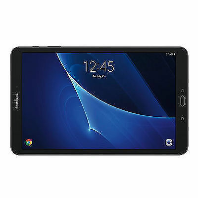 "NEW Samsung Galaxy Tab A SM-T580NZKMXAR 10.1"" 16GB Tablet W/ 32GB MicroSD Card"