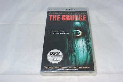 The Grudge PSP UMD Movie Brand New Factory Sealed