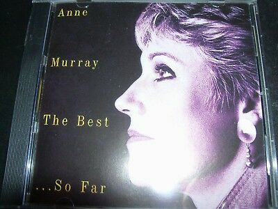 Anne Murray ‎– The Best... So Far Greatest Hits CD – Like New