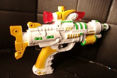 Space Flash Hologram Military Electric Toy Gun