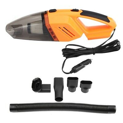 120W Wet Dry Portable Car Home Vacuum Cleaner Rechargeable Handheld Hoover