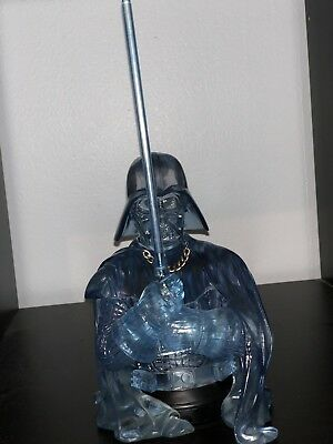 Gentle Giant Star Wars Darth Vader Holographic PGM Exclusive Mini Bust No Box
