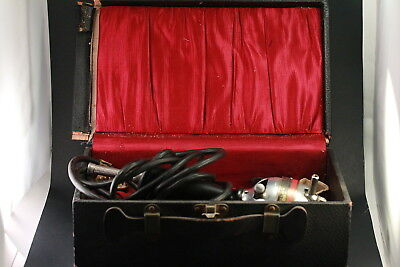 Antique Presto Vibrator #332 With Box And Attatchments
