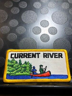 Bsa Current River Patch Bv