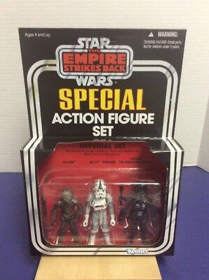 Star Wars The Vintage Collection Target Exclusive Special Action Figure Set