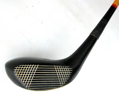 Vintage 1930's Walter Hagen Miss Victory A405 3W Pyratone Shaft Unusual Face