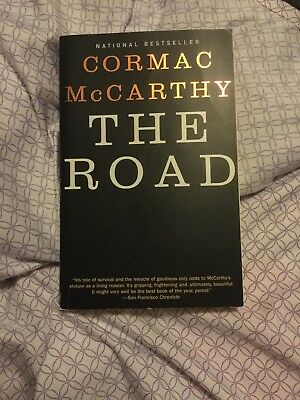 The Road by Cormac McCarthy, Paperback; First Vintage International Edition