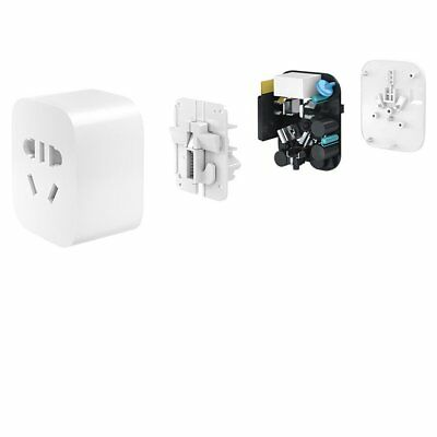 Xiaomi Mi Smart WiFi Socket Phone APP Remote Control Switch Timer Power Plug CA