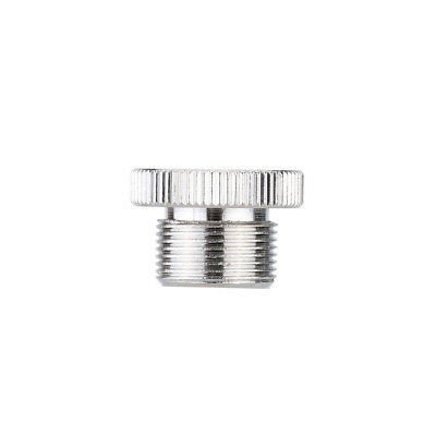 "5/8"" Male to 3/8"" Female Microphone Mic Stand Adapter Thread Screw C2K1"