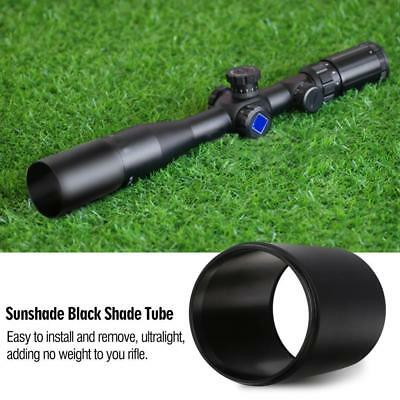 50mm Tactical Metal Alloy Advanced Optic Sunshade Shade for Standard Rifle Scope