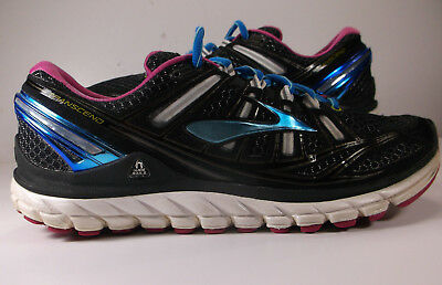 cf1f75ece1102 Brooks Transcend Ultimate Ride Women s Running Shoes Size US 9