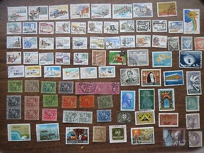 80  Portugal Stamps