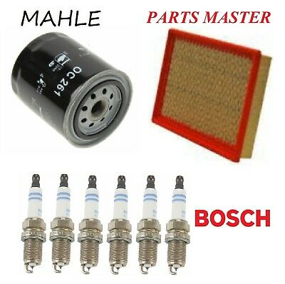 Tune Up Kit Filters Spark Plugs For CHRYSLER CONCORDE V6; 2.7L 2002-2004