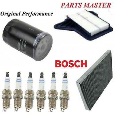 Tune Up Kit Filters Spark Plugs For CHRYSLER PACIFICA V6; 3.5L 2004-2005