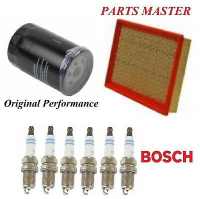 Tune Up Kit Filters Spark Plugs For CHRYSLER CONCORDE V6; 2.7L 1998-2001