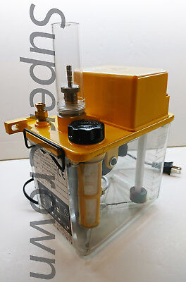 Chiba Cnc Sma-601-5F 110V 2L Float-Switch Pressure Relief Lubrication Pump Ce