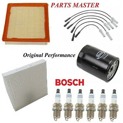 Tune Up Kit Filters Spark Plugs For CHRYSLER TOWN & COUNTRY V6; 3.3L 2010