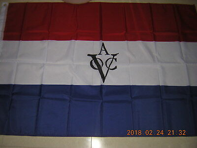 Holland Dutch Netherlands East India Company EIC VOC flag Ensign, 3ftX5ft