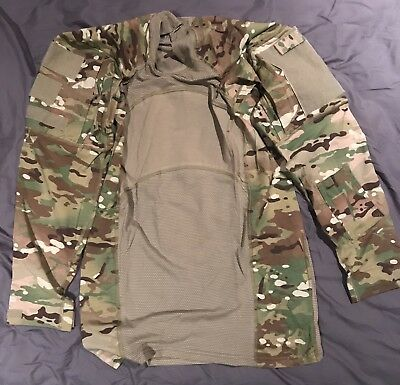 Army Combat Shirt Ocp Multicam Medium Flame Resistant