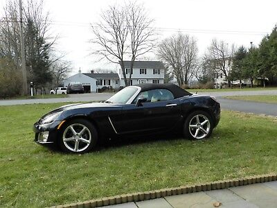 2007 Saturn Sky Red Line Convertible 2-Door 2007 Saturn Sky Redline Low Miles Like New!