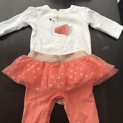 Gymboree Baby Girl Outfit 3-6 month