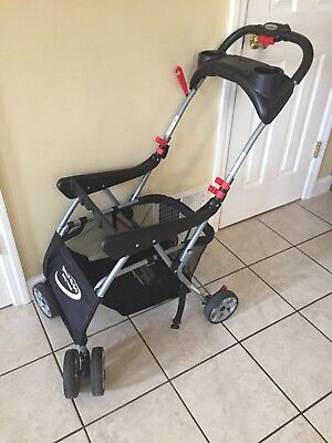 Baby Trend Snap N Go Black Frame Single Seat Stroller