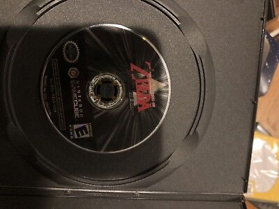 The Legend of Zelda Collector's Edition (Nintendo GameCube, 2003) Disc Only