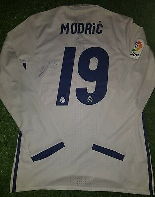 Fußball-Artikel Real Madrid FULL SPONSOR pre match player issue shirt match worn Ronaldo Ramos