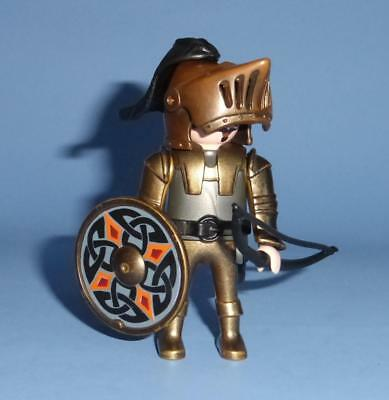 Playmobil Bronze Knight  / Archer & more - Male Figure for Castle Joust Medieval