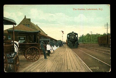 1911  The Station  Lakewood, New Jersey