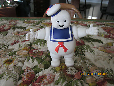 1984 Stay Puff Marshmallow Man Figure Ghostbusters Movie Item Columbia Pictures