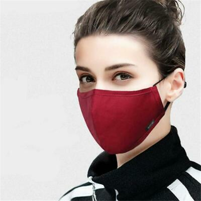 Earloop Mask Cycling Anti Dust Mouth Face Mask Surgical Respirator JA