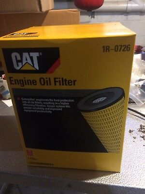 CAT 1R-0726 Engine Oil Filter (NEW)