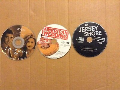 1 CENT - Lot of 3 DVD's