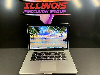 * APPLE MACBOOK PRO 15 Quad i7 TURBO * 8GB RAM 1TB SSD * WARRANTY * PRE-RETINA *