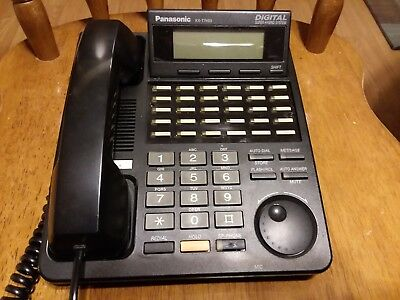 Panasonic KX-T7453 24-Button Digital Telephone with Backlit Display-4 pack