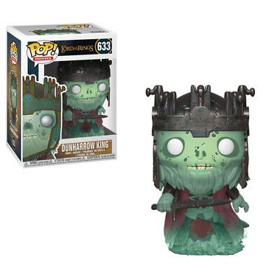 Lord Of The Rings / Hobbit - Dunharrow King - Funko Pop! Movies (2018, Toy NEUF)