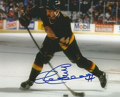 3d6cdc6500e BROCK BOESER SIGNED Vancouver Canucks 8x10 Photo Proof - $34.99 ...