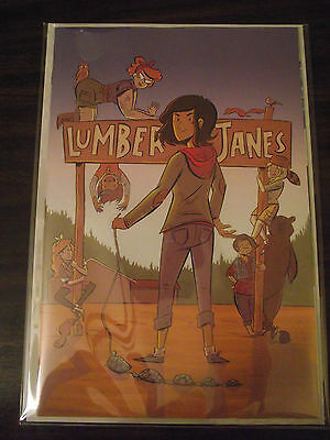 Lumberjanes #2 Cards Comics and Collectibles Variant