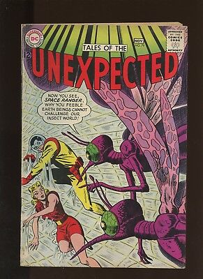 Tales of the Unexpected 79 FN+ 6.5 *1 Book* DC! 1963! Captives of the Insect Men