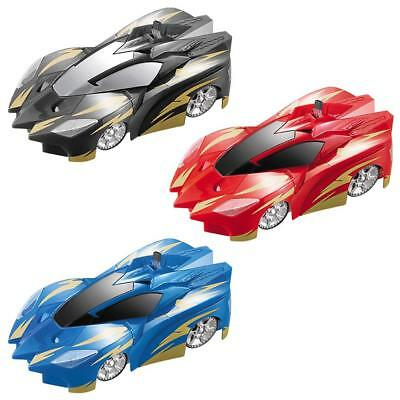 Rotating 360° Stunt Dual Mode Wall Climbing RC Car Toy Rechargeable For Kids