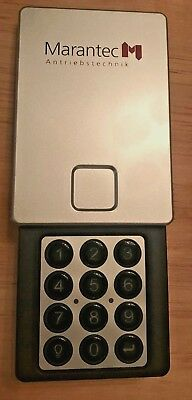 New Marantec M3 631 Wireless Keypad Replacement Cover Lid