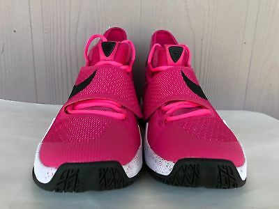 c15fb35b83bc2b Nike Zoom Hyperrev 2016 Think Pink Breast Cancer BBall 820224-606 Mens Size  18