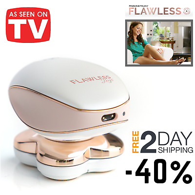 Finishing Touch Flawless Legs Hair Remover Instant Smooth Shaver Painless Razor