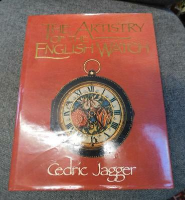 artistry of english watches by c jagger