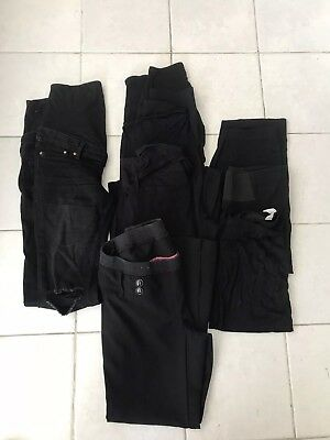 Large maternity clothes bundle size 12 (trousers, Jeans, Skirts)